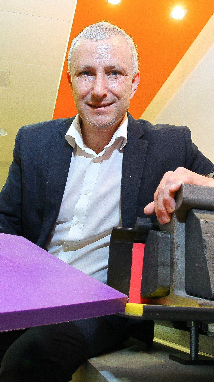 Auch Geschäftsführer Jürgen Rainalter freut sich über die positiven Zahlen.