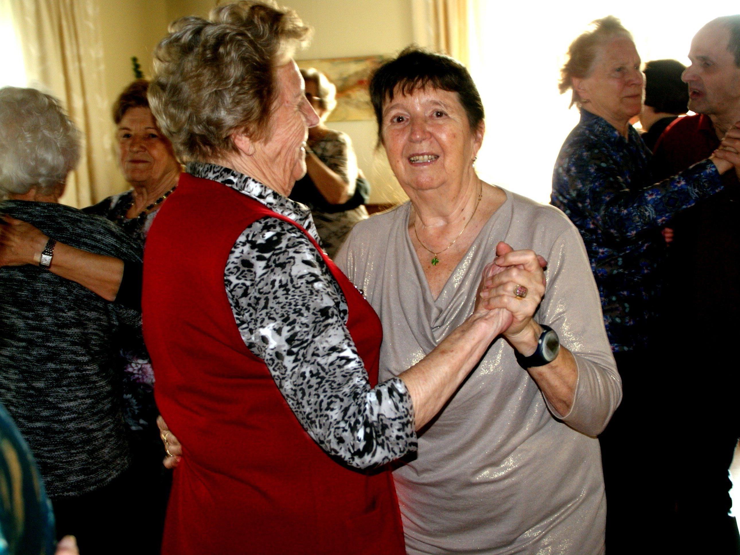 Voller Erfolg beim Tanznachmittag