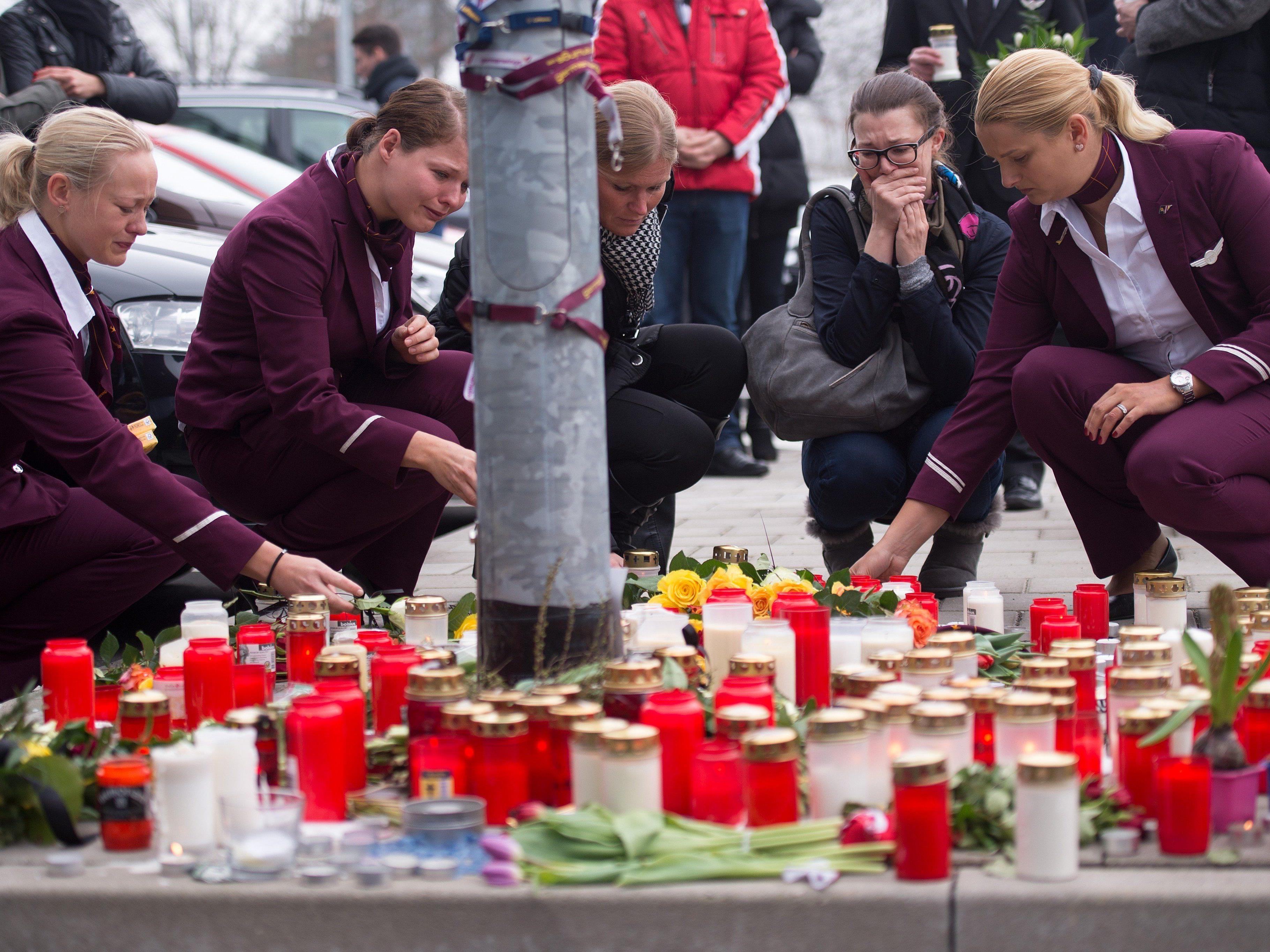 Airbus-Absturz: Trauer um die Opfer.