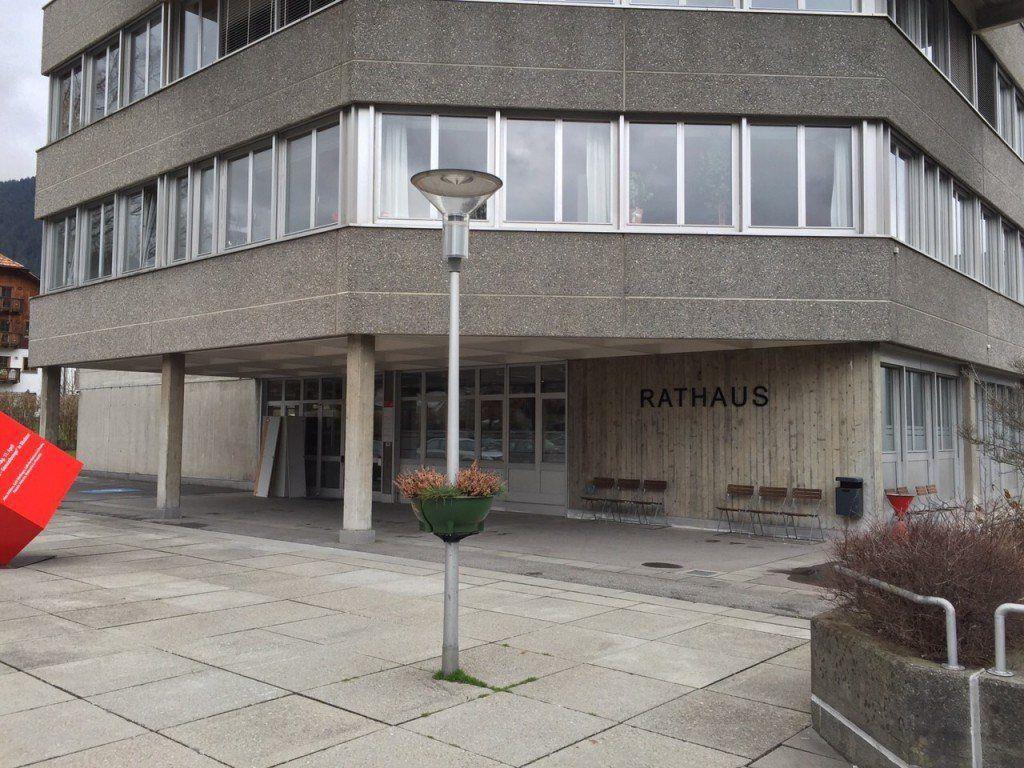Die Bludenzer Gemeindewahl 2000 musste wiederholt werden.
