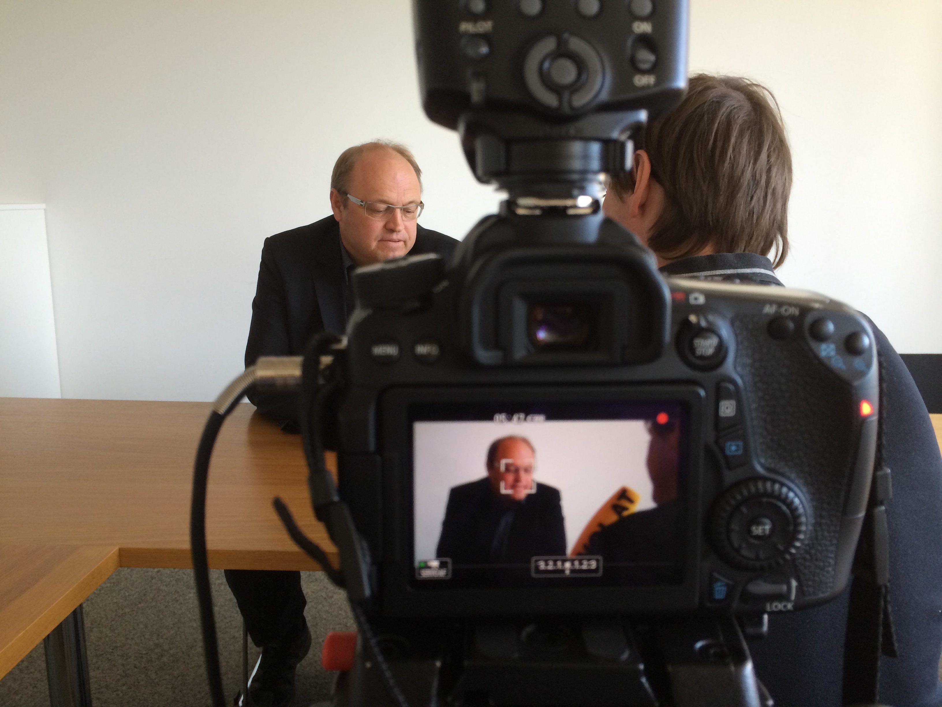 Bgm. Elmar Rhomberg im VOL.AT-Interview zu den GR-Wahlen 2015.