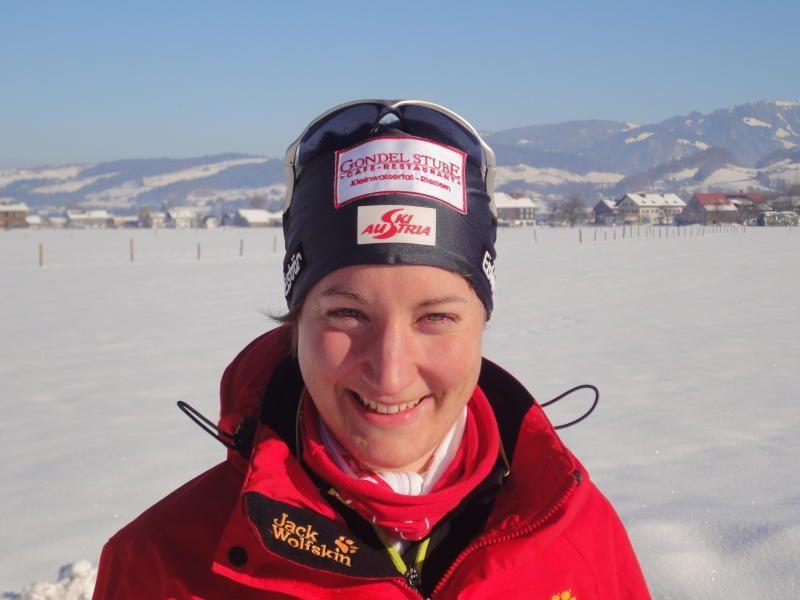 Ramona Düringer holt zwei Medaillen.