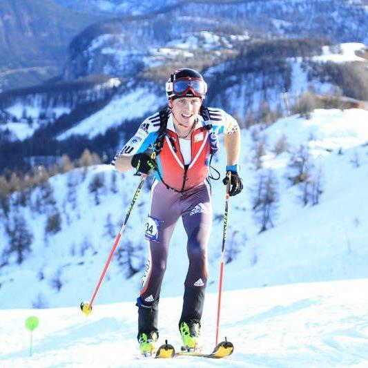 Der Montafoner Daniel Zugg wurde erstmals Staatsmeister im Skibergsteigen.