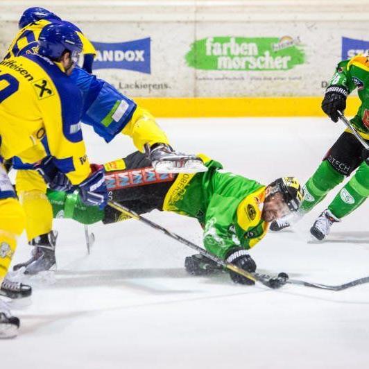 EHC Lustenau verlor in der Overtime.