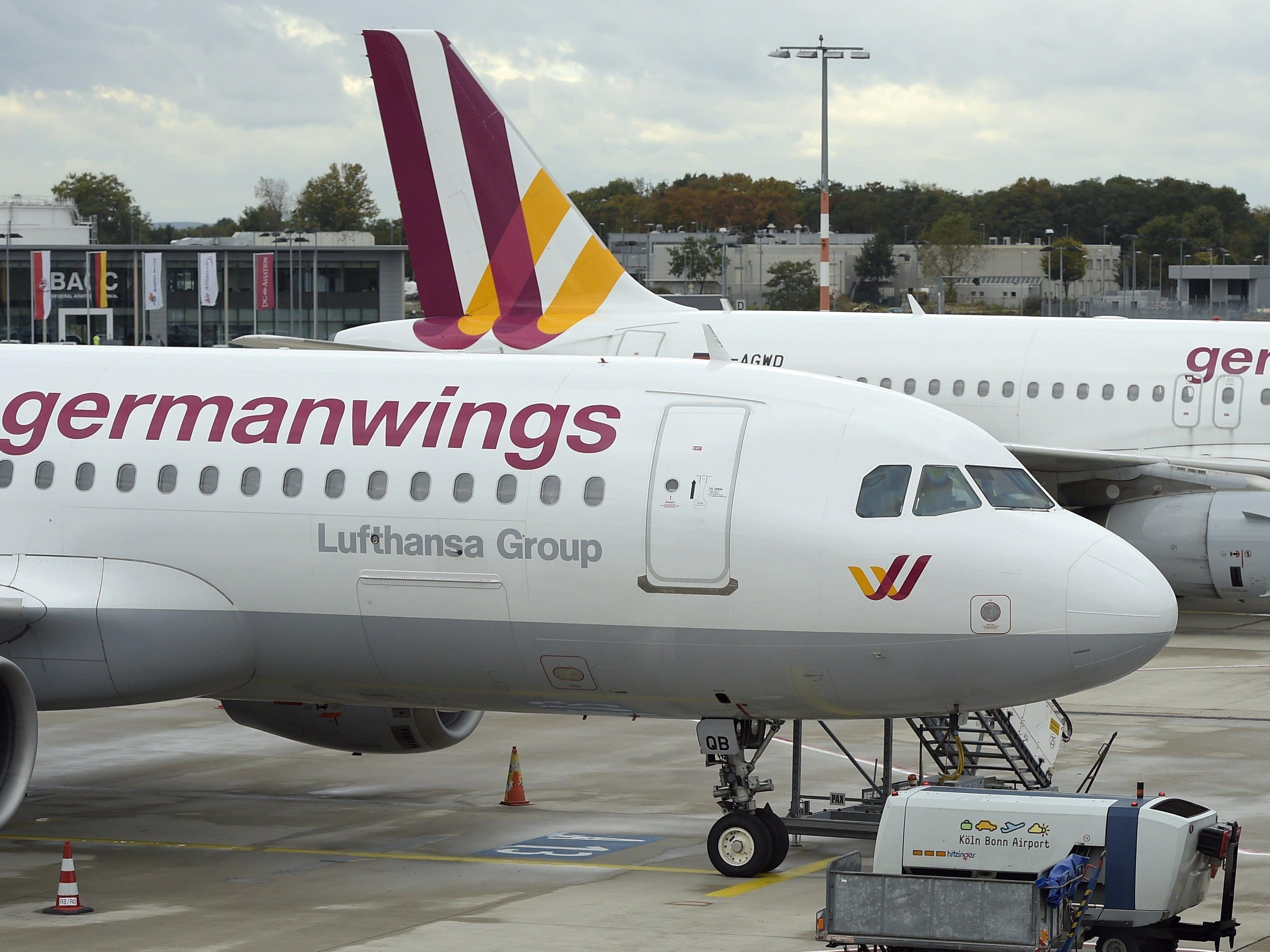 Germanwings-Airbus A320 in Südfrankreich abgestürzt.