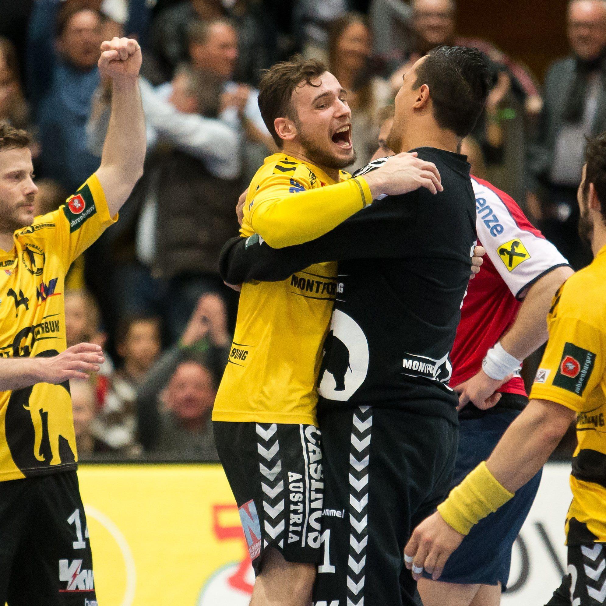 Bregenz gewinnt viertes Ländle-Derby en suite.