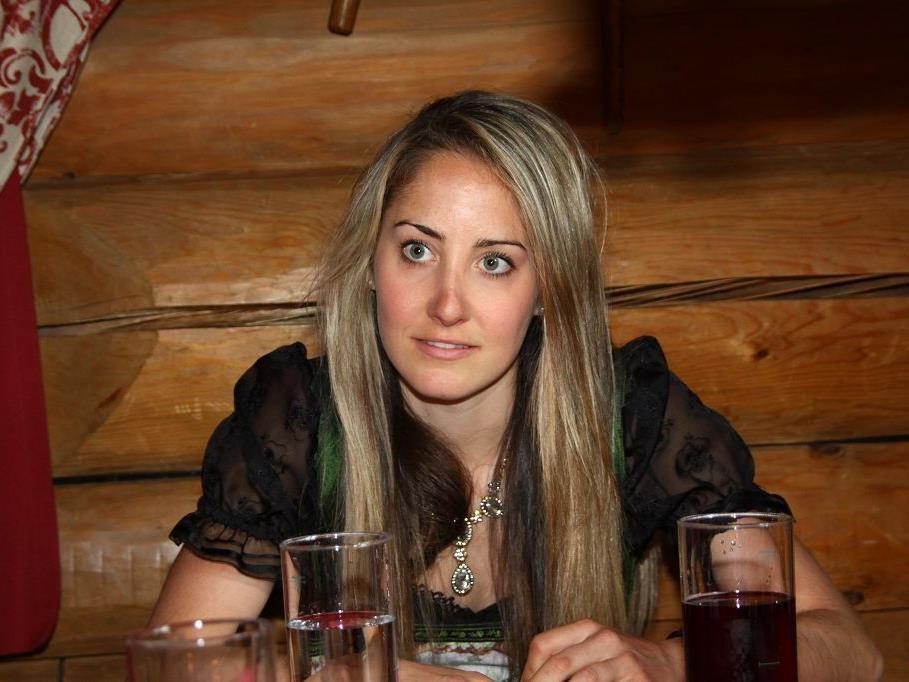 Die Nenzingerin Michelle Morik fuhr auf Platz 13 und 14 und holt wichtige FIS-Punkte.