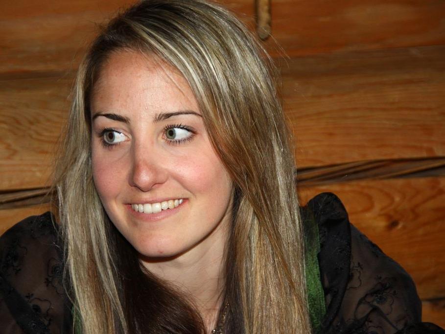 Die Nenzingerin Michelle Morik fuhr auf Platz sieben und holt wichtige FIS-Punkte.
