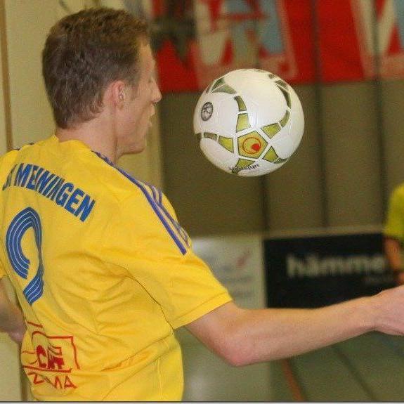 Der Meininger Simon Kühne spielt für das Nationalteam Liechtenstein und will gegen Österreich zum Zug kommen.