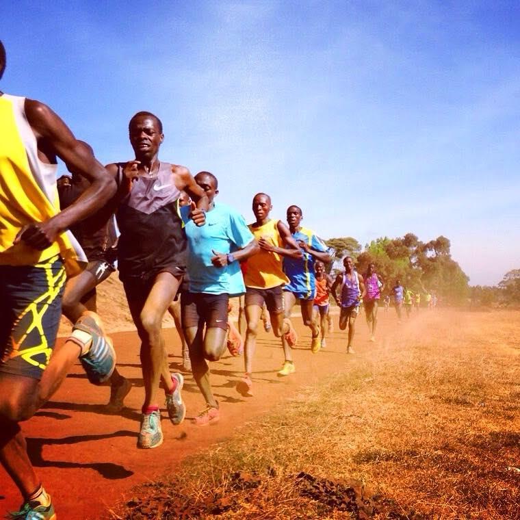 Die Vorarlberger Laufexperten waren in Kenia.