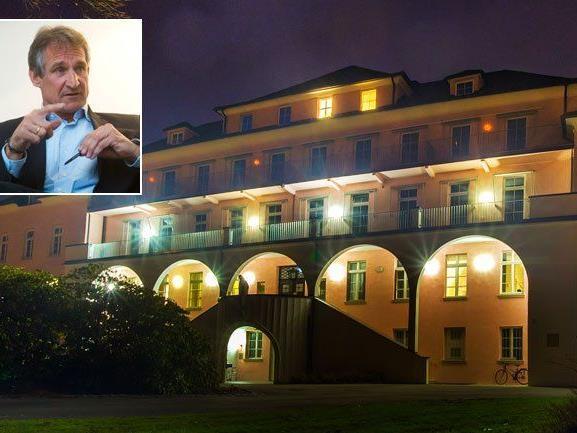 Linhart nicht zufrieden mit der aktuellen Situation rund um das Sanatorium Mehrerau.