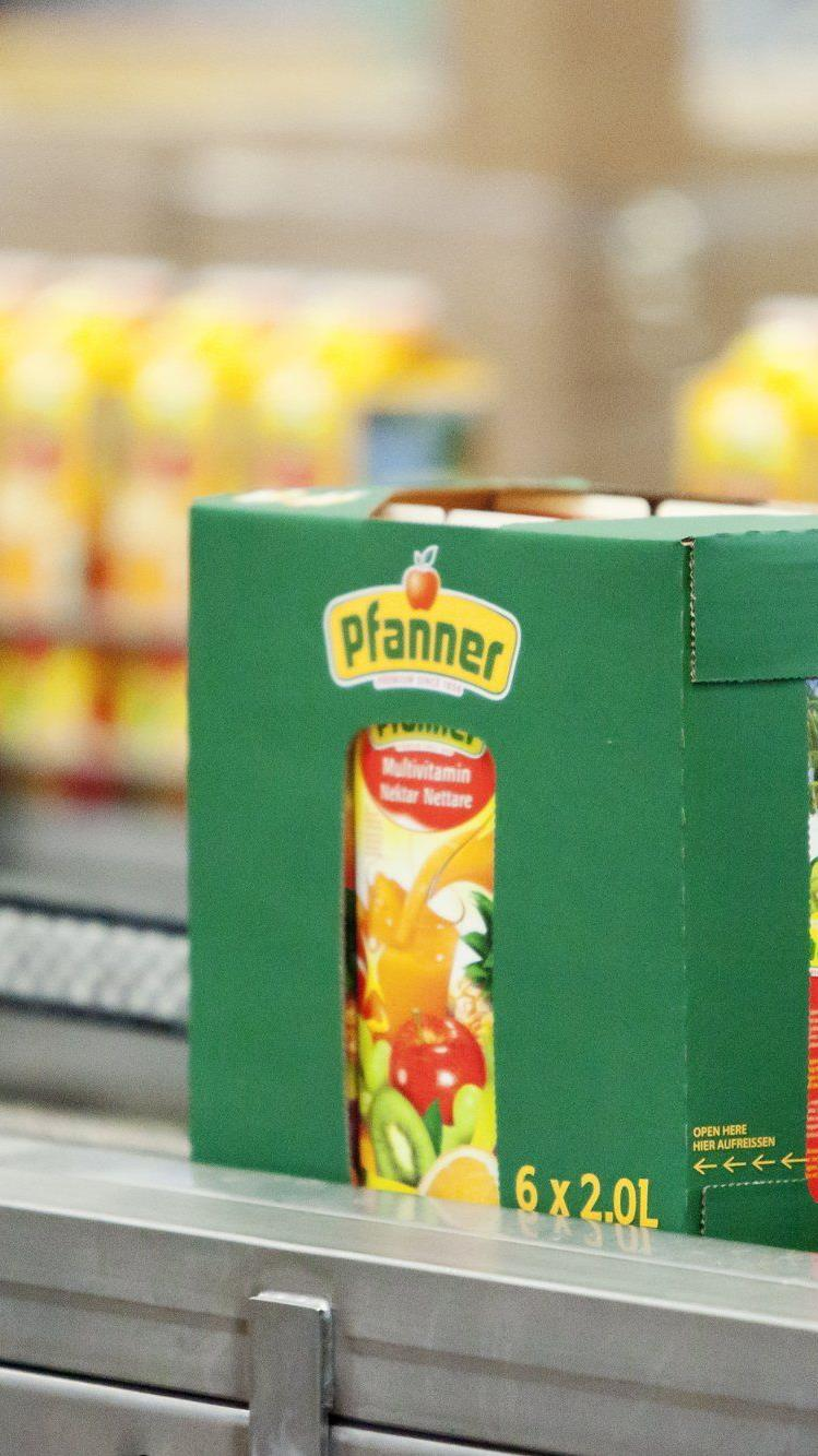 Pfanner erwartet leichtes Wachstum im laufenden Geschäftsjahr .