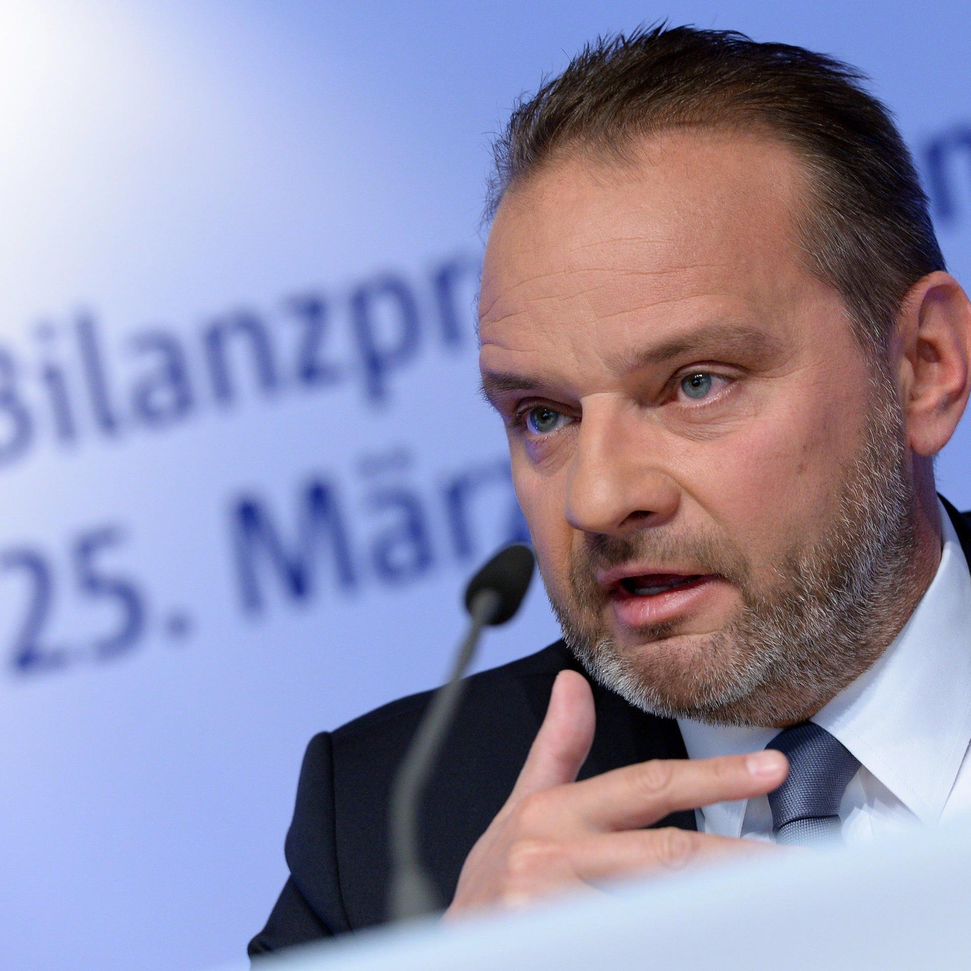BayernLB verschärft nach Milliardenverlust Ton im Streit mit Österreich. Im Bild: Johannes-Jörg Riegler.