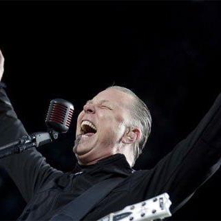 Metallica mischen beim Rock In Vienna mit.