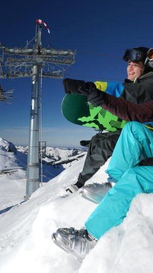 Tourstiker sind mit Wintersaison zufrieden