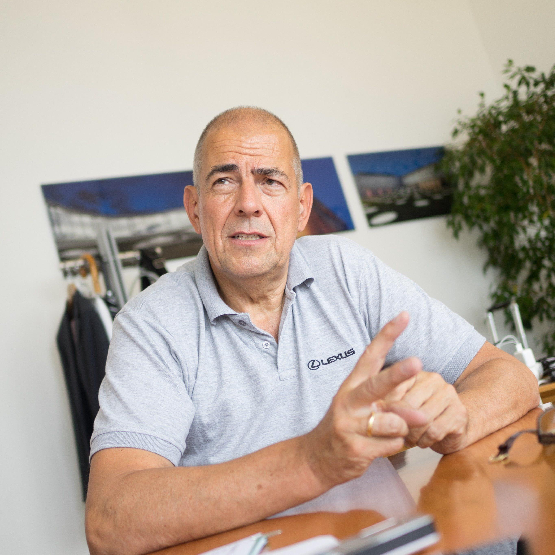 Zumtobel-Chef Schumacher sieht Potenzial vor allem in Europa, aber auch in Österreich.
