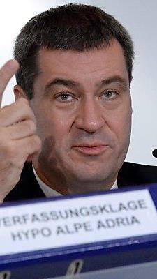 Bayerns Finanzminister tief verärgert über Verhalten Wiens im Streit um Altlasten der Hypo