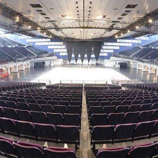Für GB wird das Duo Electric Velvet in der Wiener Stadthalle singen.