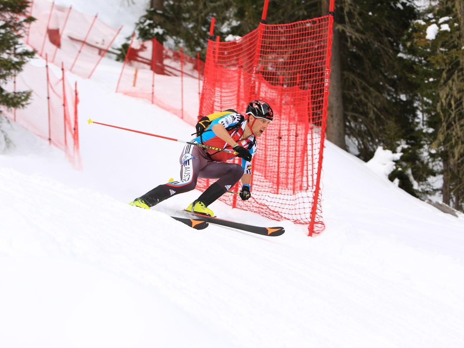 Platz fünf im Weltcup in Italien für den Montafoner Daniel Zugg.