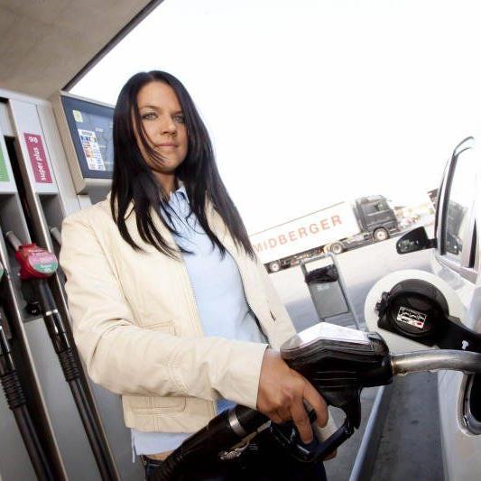 Treibstoff ist in Österreich vergleichsweise günstig
