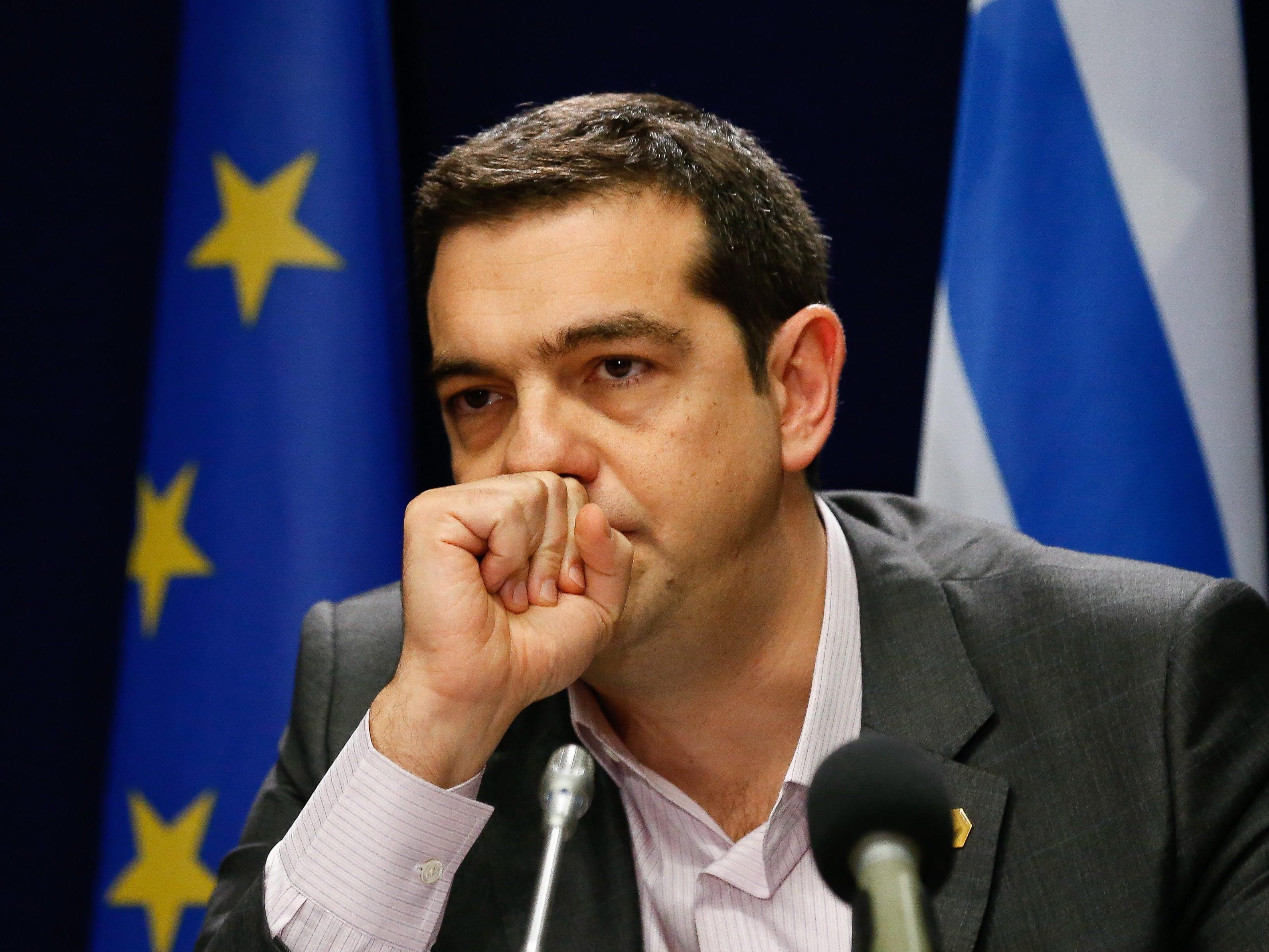 Kommission rechnet mit drohenden Zahlungsengpässen Athens in knapp drei Wochen.