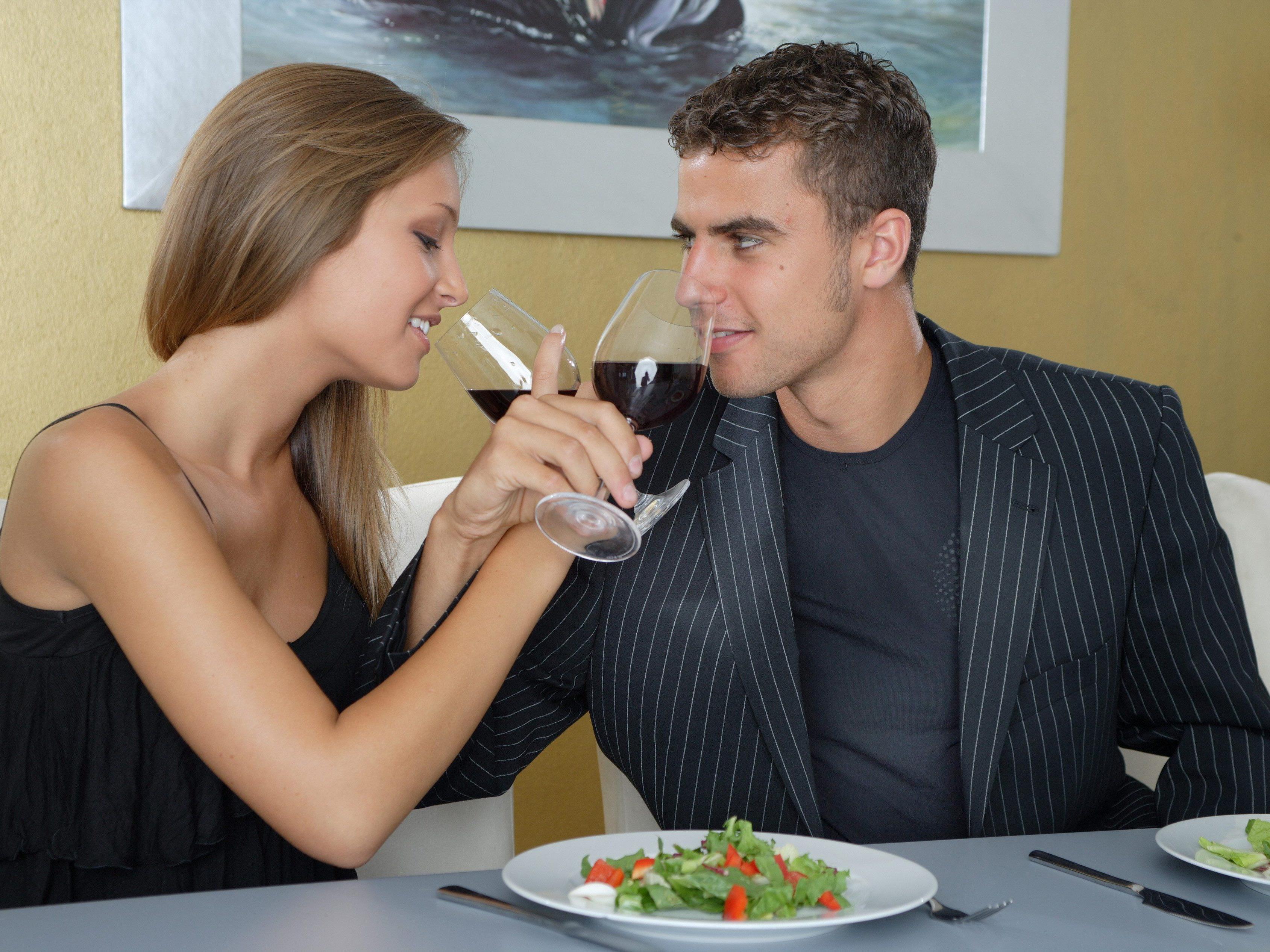 Gute Manieren sind ein absolutes Muss beim ersten Date