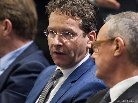 Eurogruppenchef Jeroen Dijsslbloem rechnet nicht mit Durchbruch