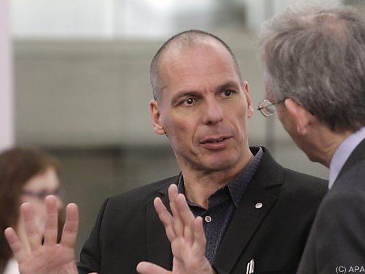 Varoufakis dürfte sich einiges angehört haben