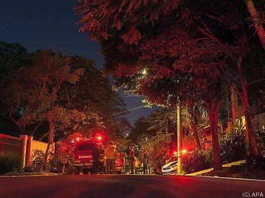 Der Unfall ereignete sich im Stadtteil Carapicuiba