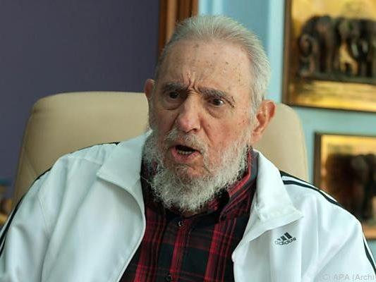 Castro präsentierte sich stets als bescheidener Freiheitskämpfer
