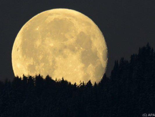 Der Mond war wohl einmal Teil der Erde