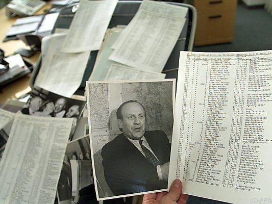 Wem gehört Schindlers Liste?