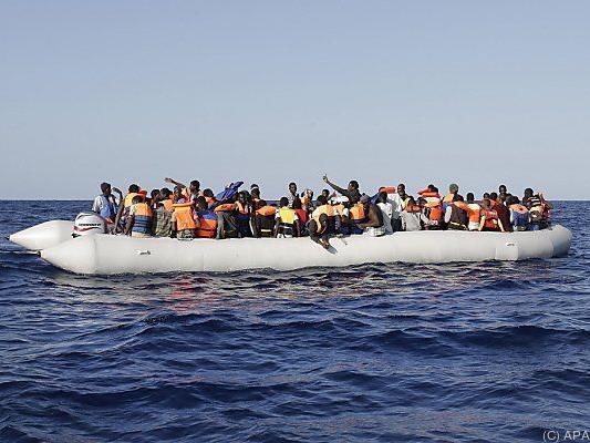 """Seenotrettungsoperation """"Mare Nostrum""""ist ausgelaufen"""