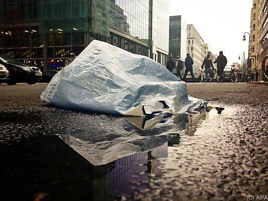 Den Plastiksackerln geht es in der EU nun endgültig an den Kragen