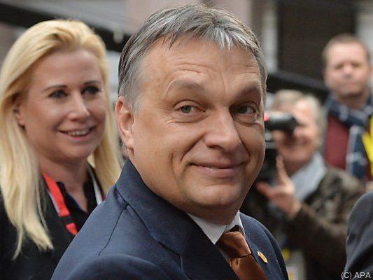 Premierminister Orban lässt aufhorchen