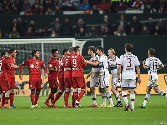Cup-Viertelfinale-Sieg ging an Bayern München