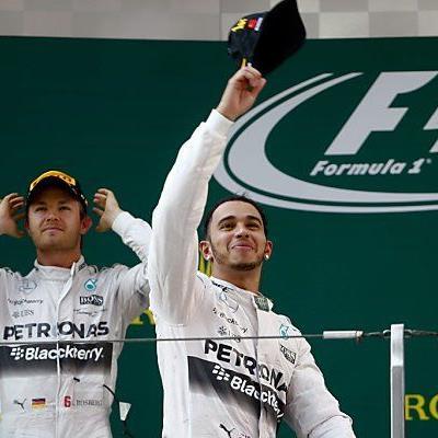 Weltmeister Hamilton gibt derzeit das Tempo vor
