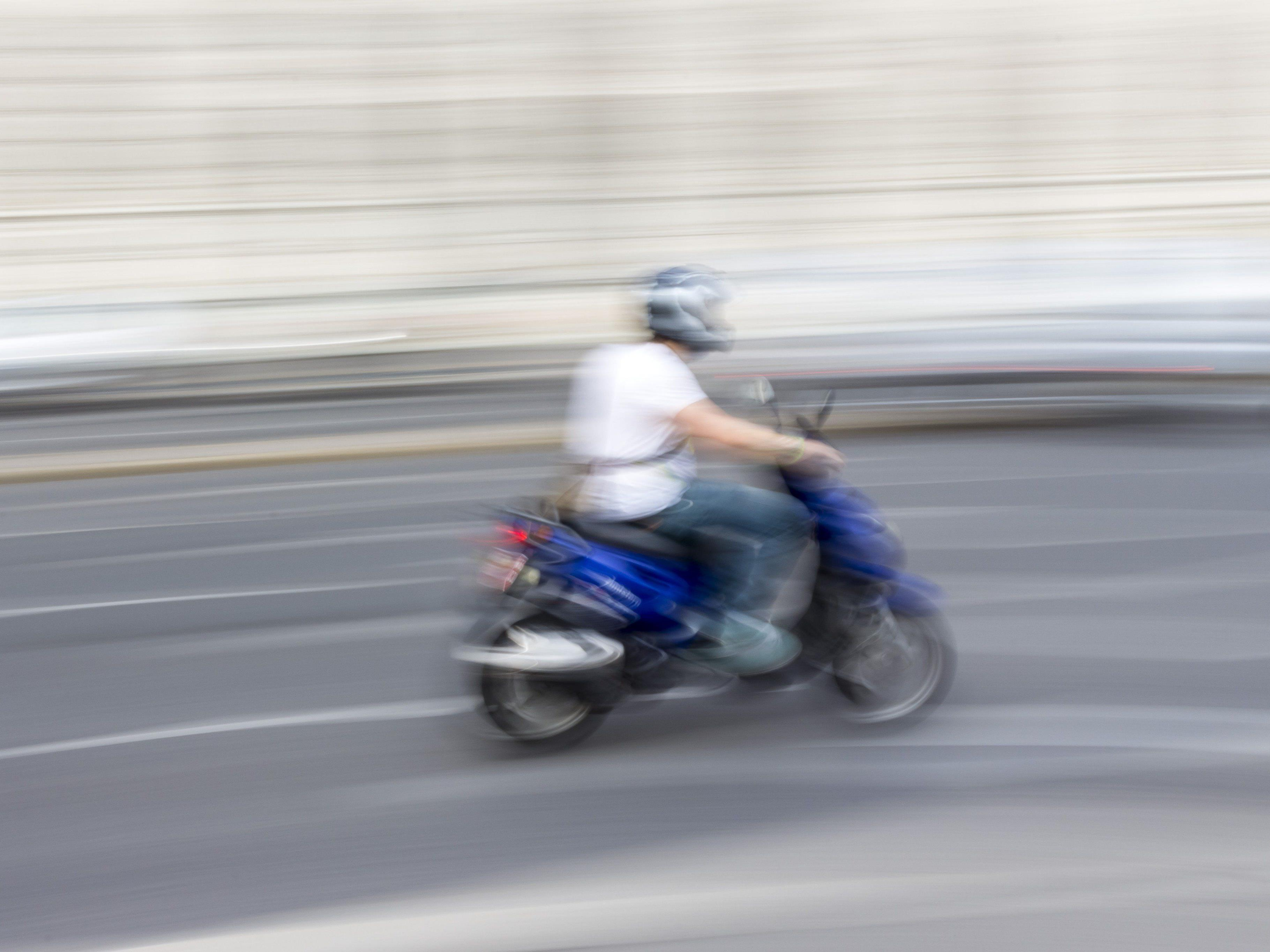 Jeder 3. davon gibt Mopeds und Motorräder als Lärmverursacher an