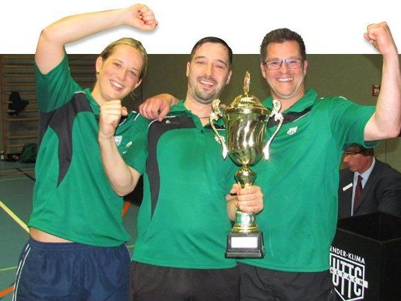 UTTC ENDER-KLIMA Altach Vlbg. Mannschaftsmeister 2015