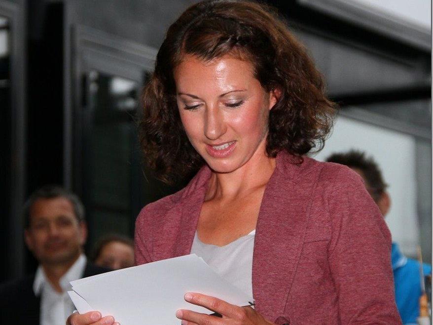 Sabine Reiner startet bei der achten Auflage des Schlossberglauf