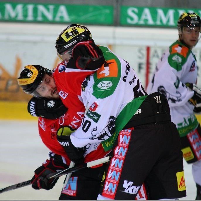 Zweites INL-Finale zwischen der VEU Feldkirch und EHC Lustenau.