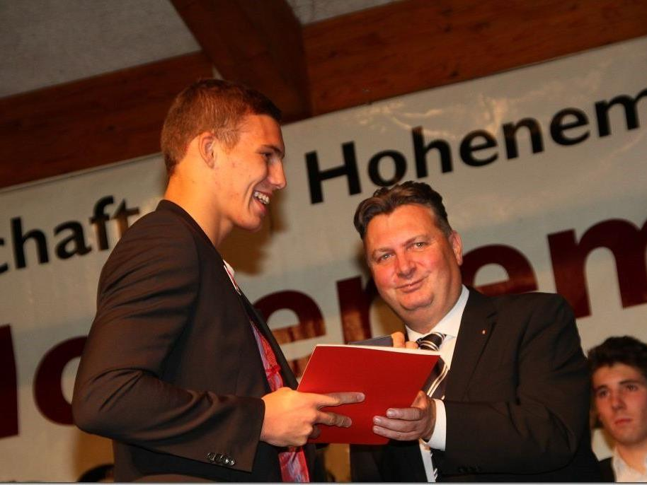 Laurin Böhler will den dritten Nationalen Titel fixieren