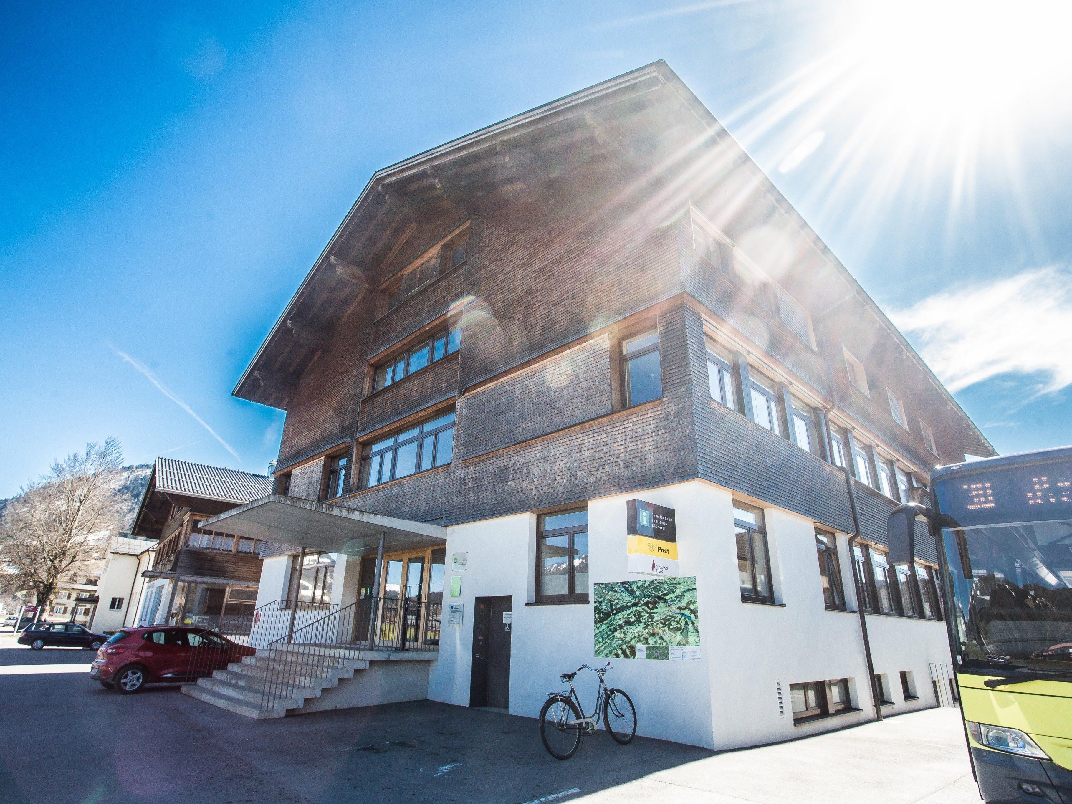 Neuer Bürgermeister in Hittisau: Gerhard Beer folgt auf Klaus Schwarz.