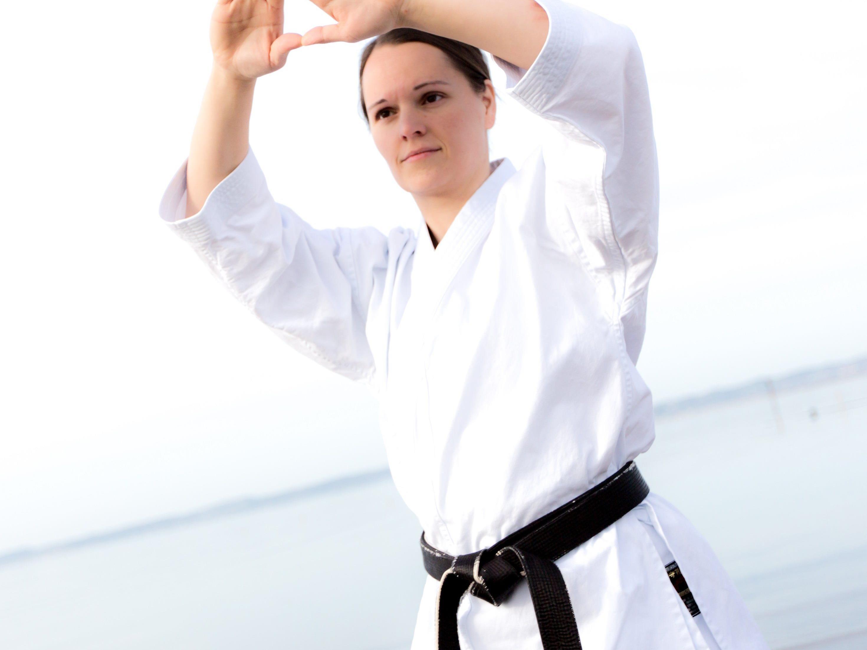 Karate für Frauen und Mädchen