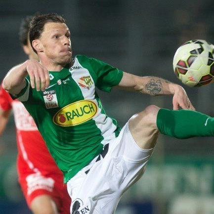 Marcel Schreter erzielte den einzigen Treffer beim Sieg gegen den FAC.