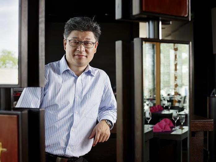 Der gebürtige Chinese und Wahlvorarlberger Peirong Chen ist mit Leib und Seele Gastronom.