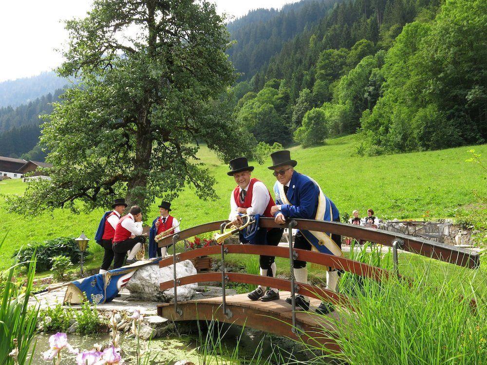 Die Bürgermusik Silbertal lädt zum Frühjahrskonzert 2015