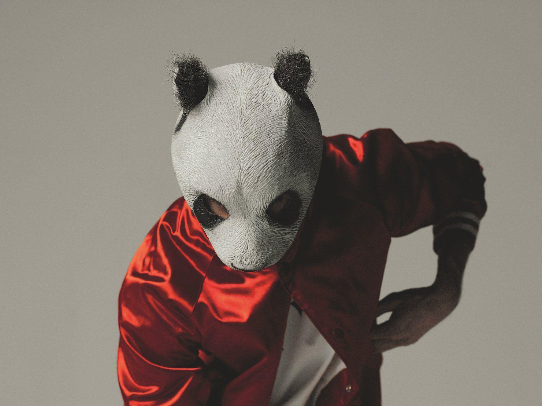 Cro - der Rapper mit der Pandamaske - kommt ins Event.Center.Hohenems.