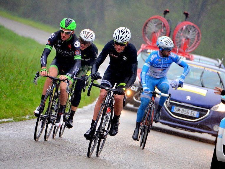 Erster Saisonsieg für das Radteam Vorarlberg