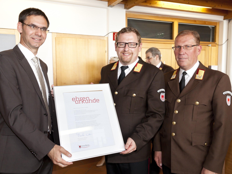 LH Waller eröffnete Gebäude des Feuerwehrausbildungszentrums